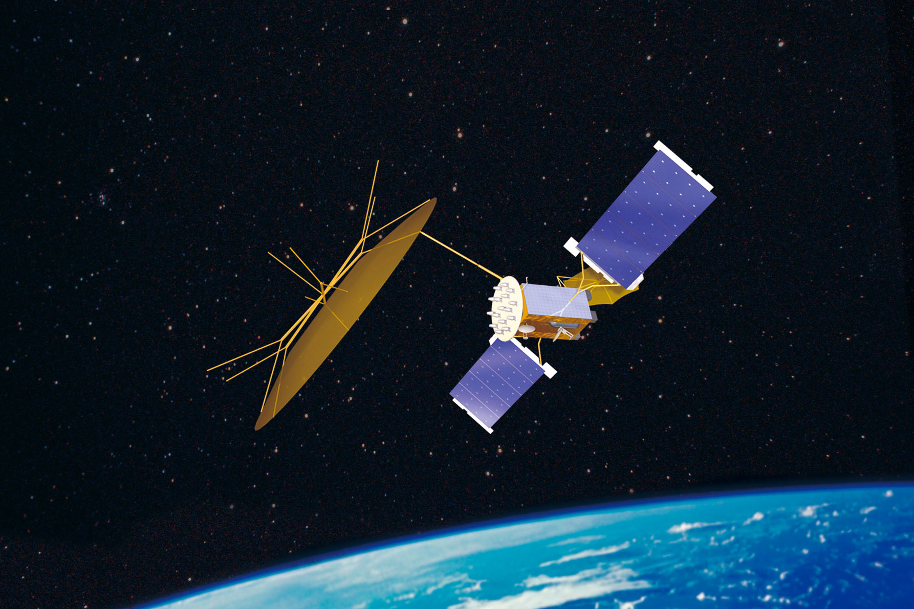 First MUOS satellite delivered to US Navy