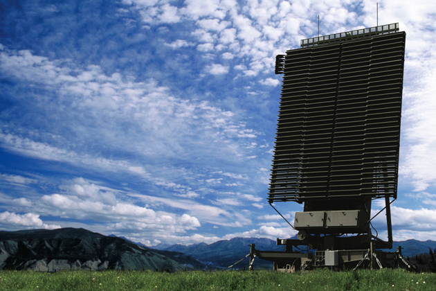 Lockheed Martin, CMI complete radar review