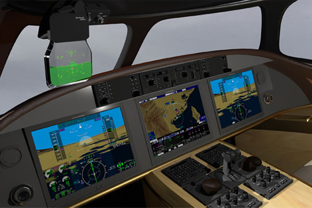 Rockwell Collins' Pro Line Fusion selected for AW609