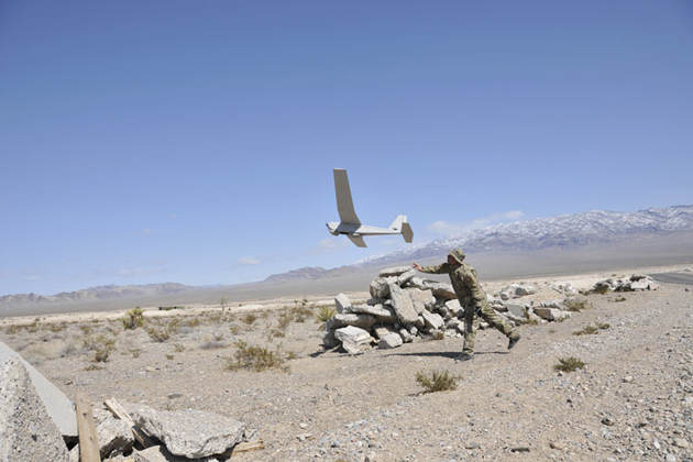 AeroVironment to deploy SUAS for DACA NOI