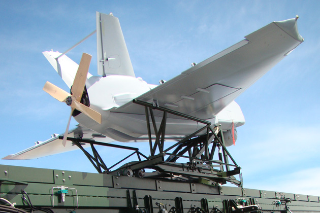 Sagem wins French Army drone contract