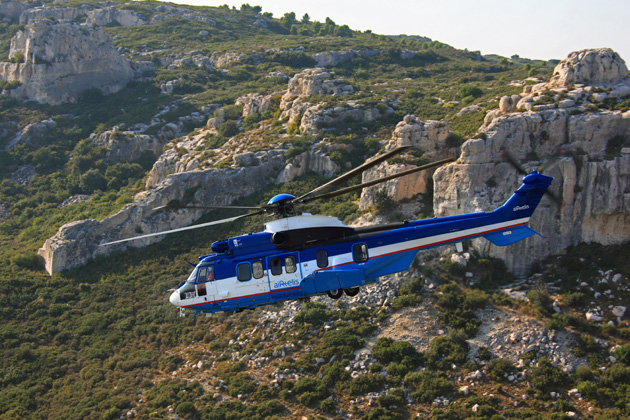 Eurocopter delivers EC225 helicopter to AIRTELIS