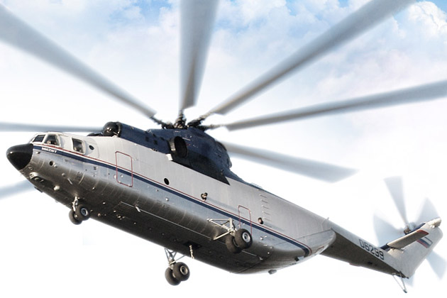 Russian Helicopters looks to advanced technologies