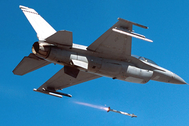 Netherlands requests AIM-9X-2 Sidewinder missiles