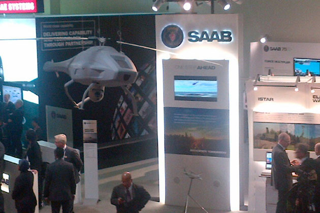 DSA12: Saab hopeful for Skeldar deployment
