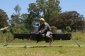Paris Air Show: US military pursues hoverbikes for troops (video)