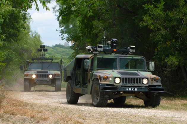 TORC Robotics awarded UGV contract