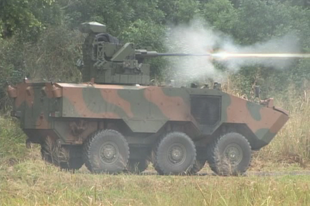 AEL Sistemas to supply unmanned turrets to Brazilian Army