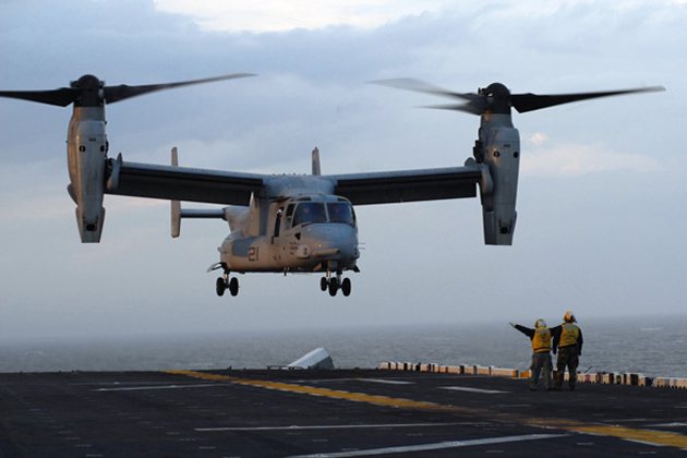 Rolls-Royce wins V-22 engine contract