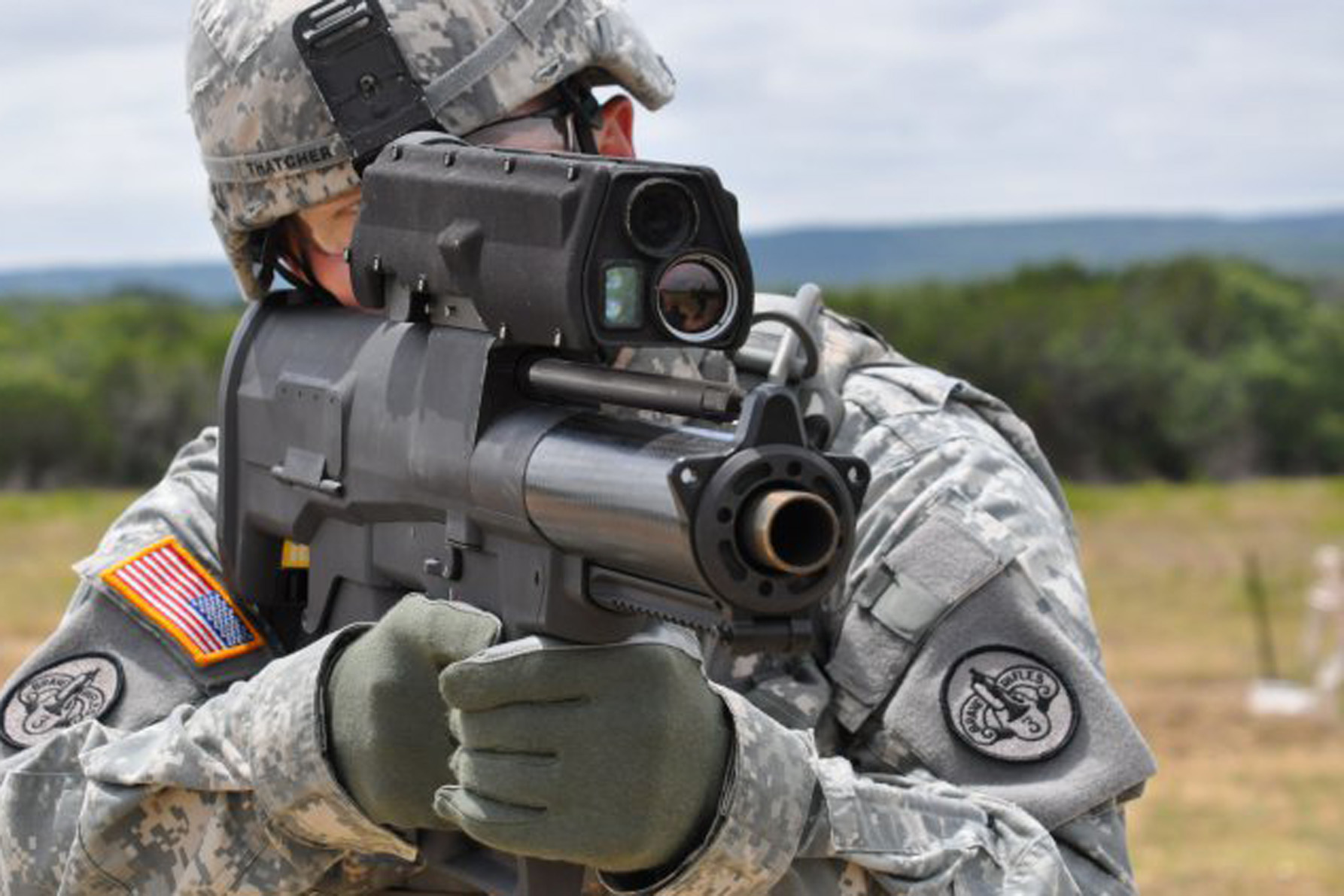 ATK wins US Army XM25 contract