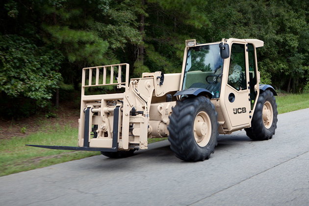 US Army orders JCB forklifts