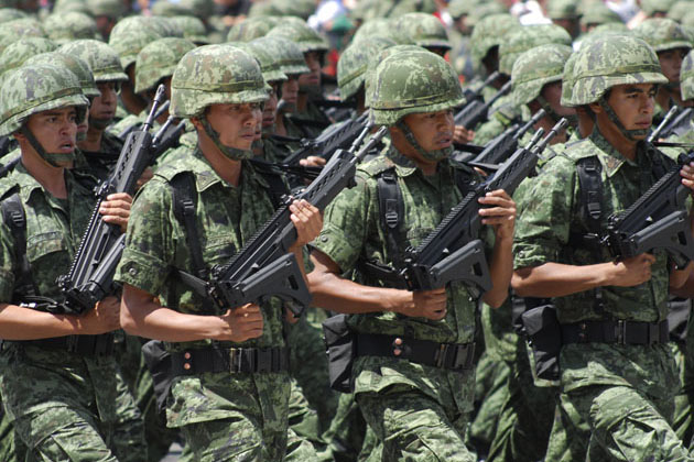 Analysis: Mexican defence industry