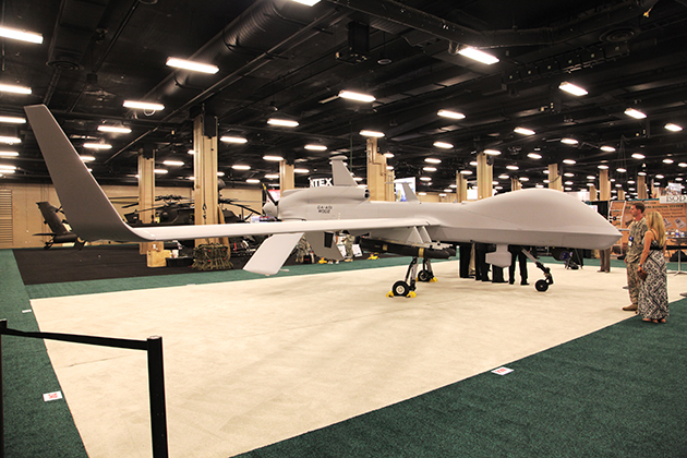 AUVSI 2014: Test flights of Improved Gray Eagle resume