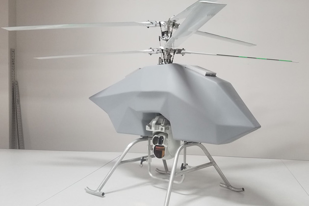 Drone Aviation unveils new tethered UAS