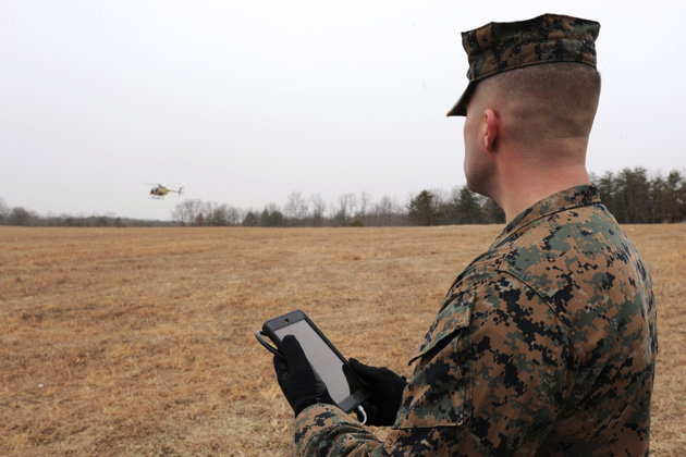 Iroquois lined up for autonomous capability