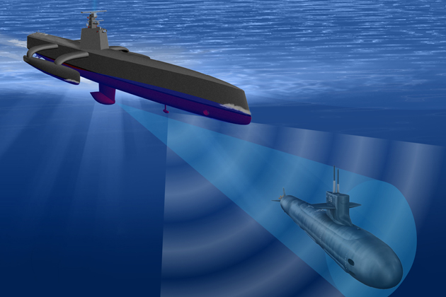 Raytheon delivers MS(3) for ACTUV