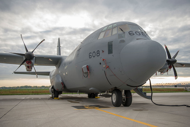 Canadian CC-130Js complete upgrade