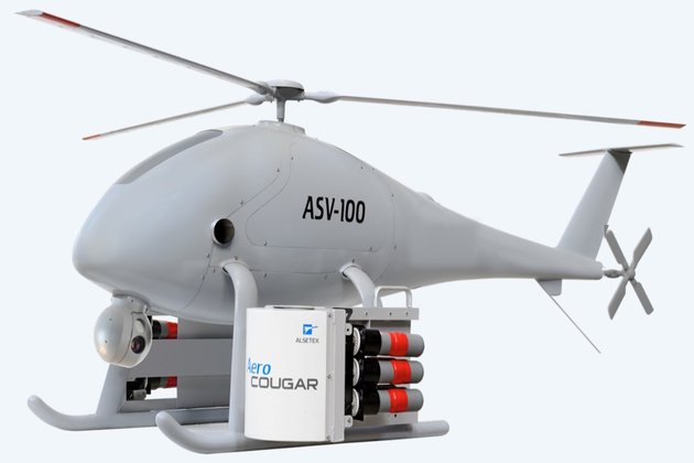 New UAS payload launcher out