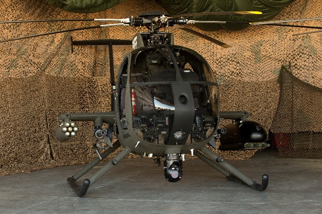 Malaysia confirms MD 530G purchase