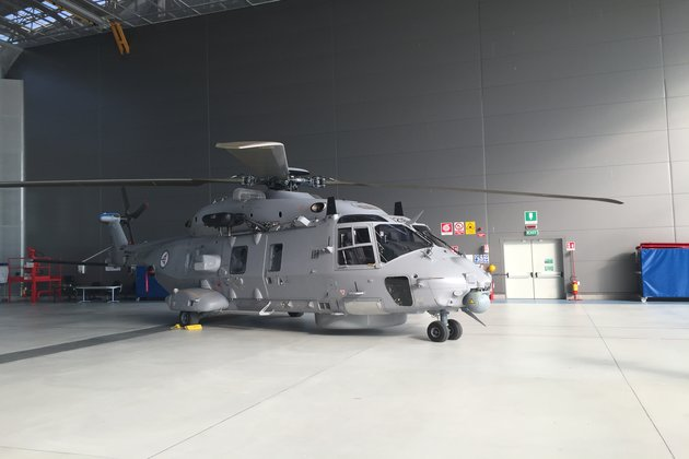 NHI delivers sixth NH90 to Norway