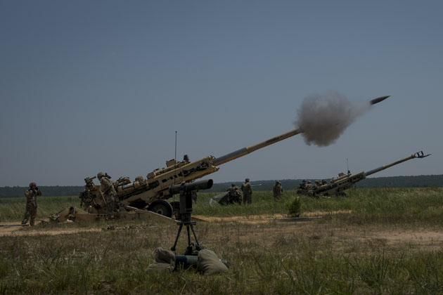 Eurosatory: India poised for M777 acquisition