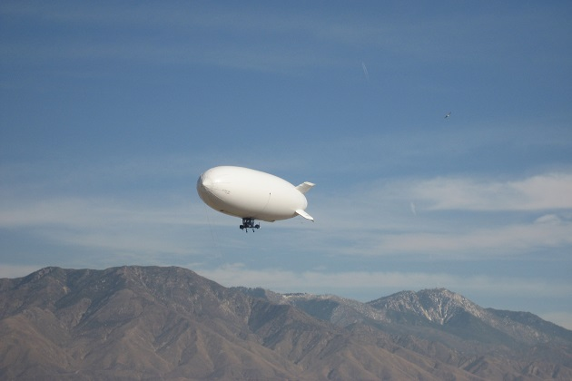 Airships have multirole future
