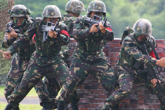 Analysis: Radical revamp for People's Liberation Army