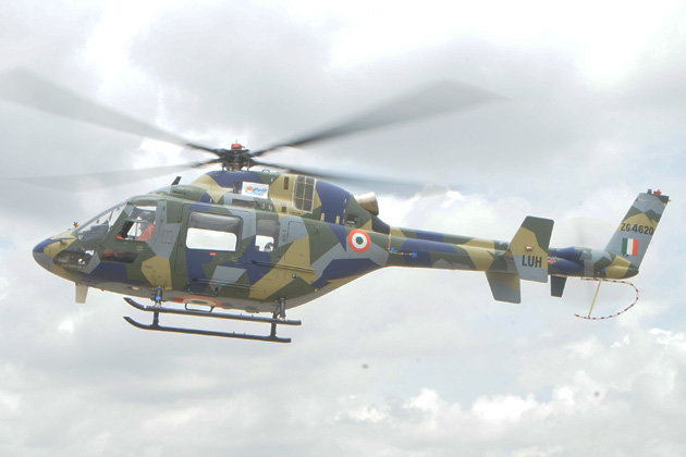 HAL stacks up helicopter orders