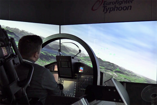 Typhoon simulator whips up a storm (video)