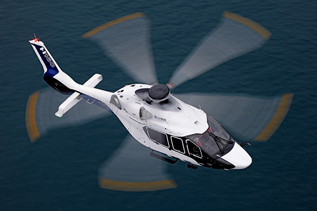 Airbus takes more time on the H160