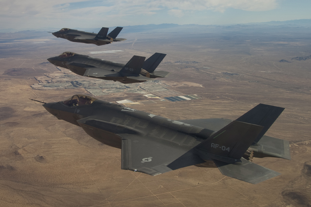 Lockheed calls for review of sequestration
