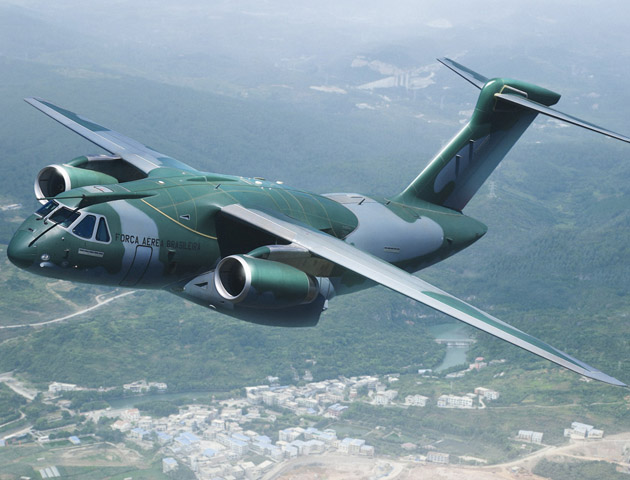 Hopes grow for KC-390 training