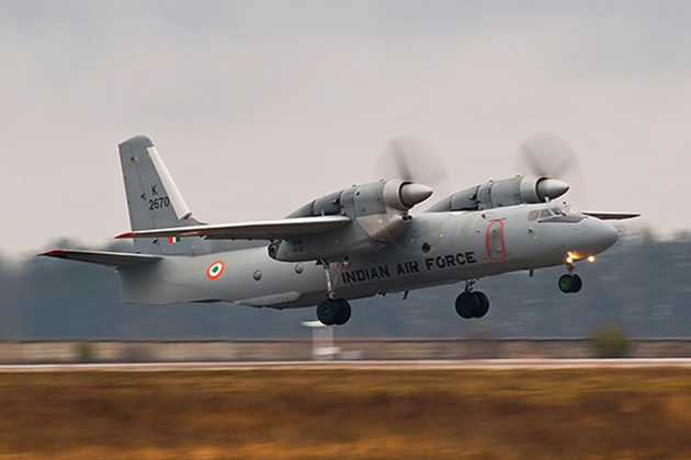Upgraded AN-32s delivered to India