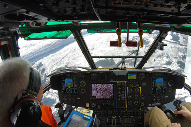 Helitech 2016: Super Puma avionics and display upgrade