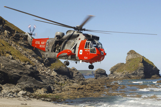 Bond, Bristow and CHC shortlisted for UK Long SAR contracts