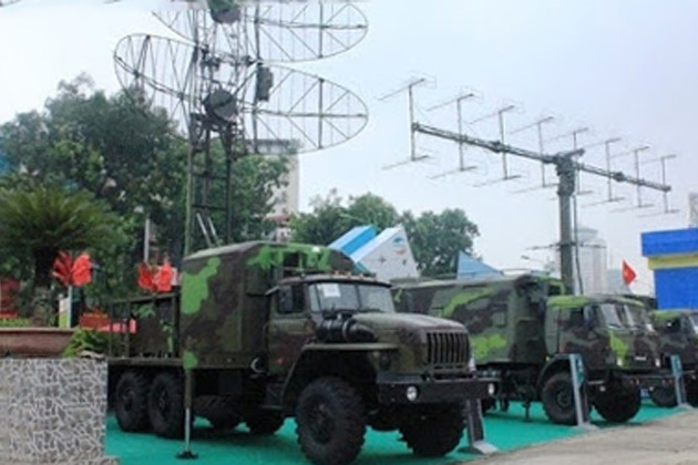 EW Singapore: Vietnam introduces indigenous radar