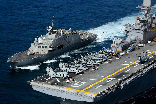 White Paper calls for USN shipbuilding increase
