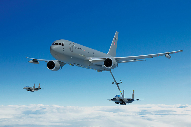 Japan requests KC-46A FMS