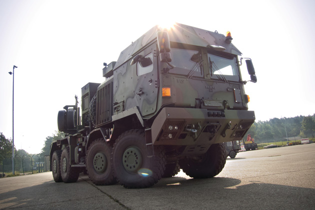 Rheinmetall to deliver HX81 tractor-trailers