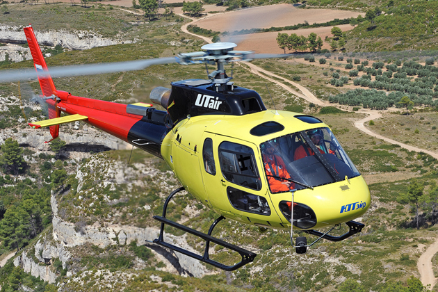 Eurocopter announces new deliveries