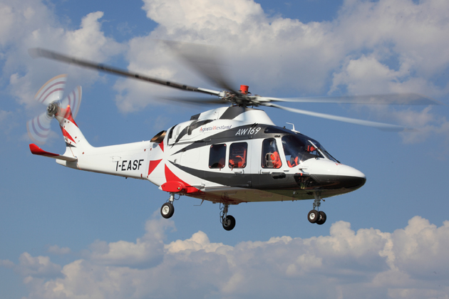 AW169 and AW139 helicopters ordered by Kaan Air