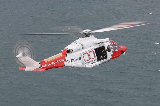 Shortlist of bidders for long-term UK SAR contract revealed