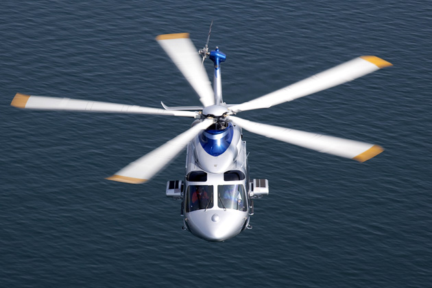 Swedish Maritime Administration signs up for AW139s