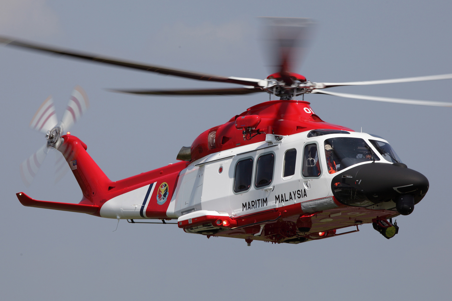AgustaWestland expands training into Malaysia