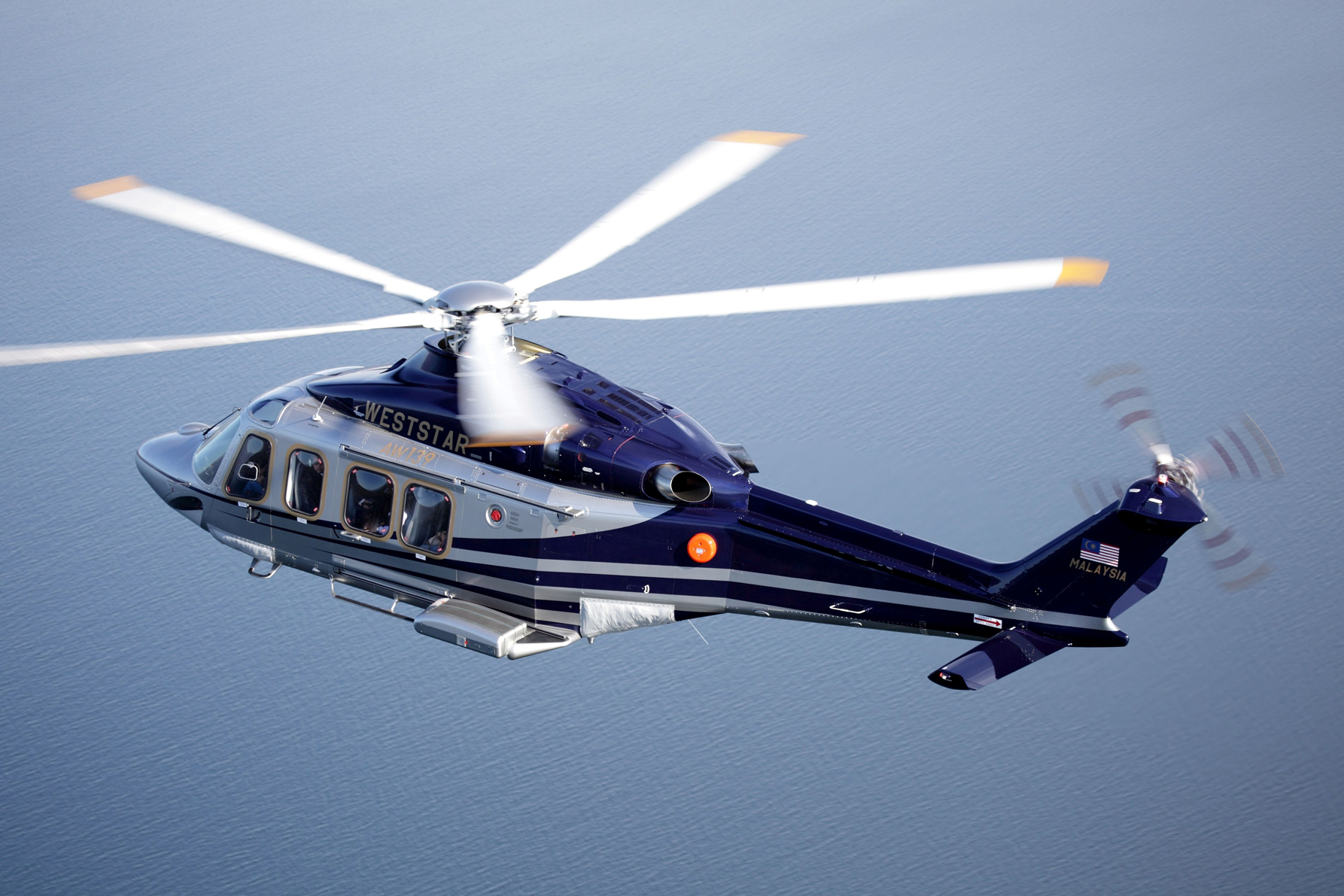 AgustaWestland signs large contract at LIMA