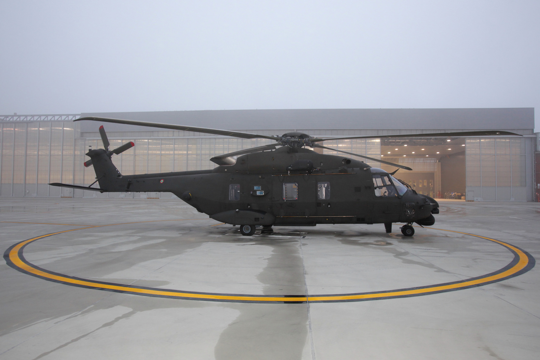 NH90s delivered to Italian Armed Forces