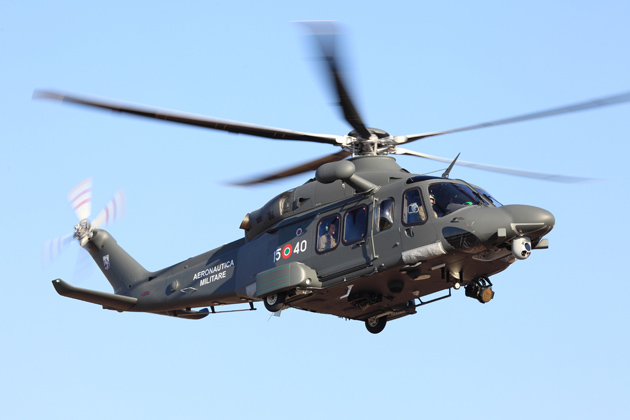 HH-139A enters service with Italian Air Force