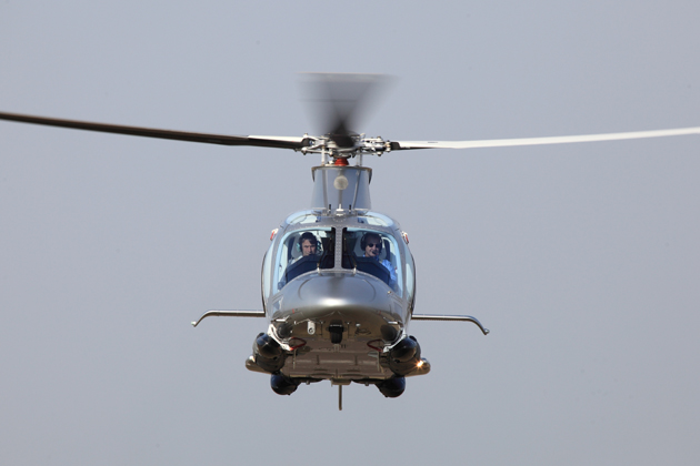 GrandNew helicopters for Japanese Police Force