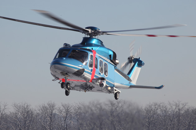 AgustaWestland announces new Japanese orders