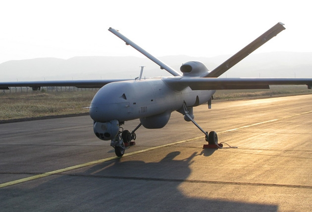 DSA12: Turkey turns to indigenous UAV capability